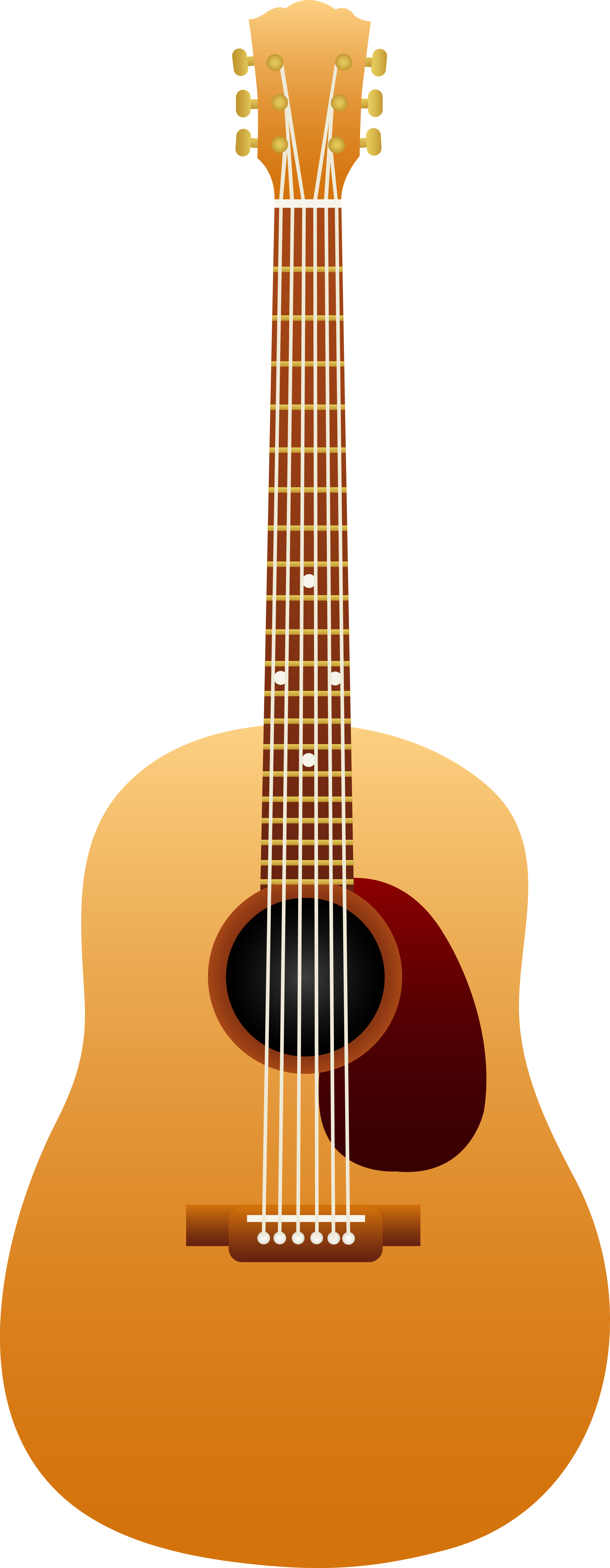 jpg freeuse stock Acoustic clipart classical guitar. Wooden free clip art