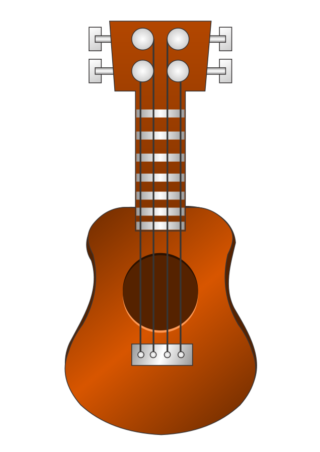 graphic royalty free library Free on. Acoustic clipart classical guitar