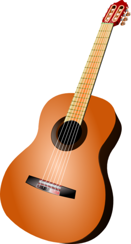 clip black and white Acoustic clipart classical guitar. Classic i royalty free