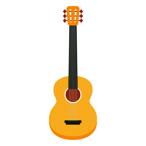 clip art Acoustic guitar musical instrument icon