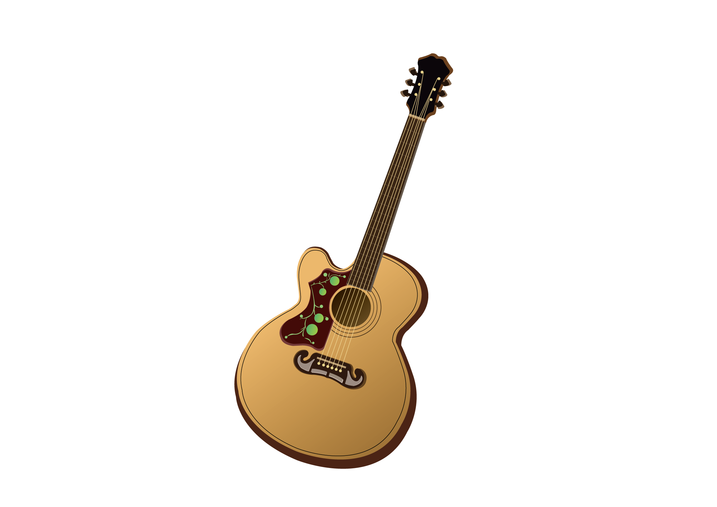 png royalty free download Pixabay folk. Vector ai guitar