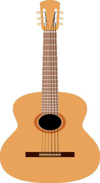 clipart library stock Acoustic clipart guita. Guitar public domain free