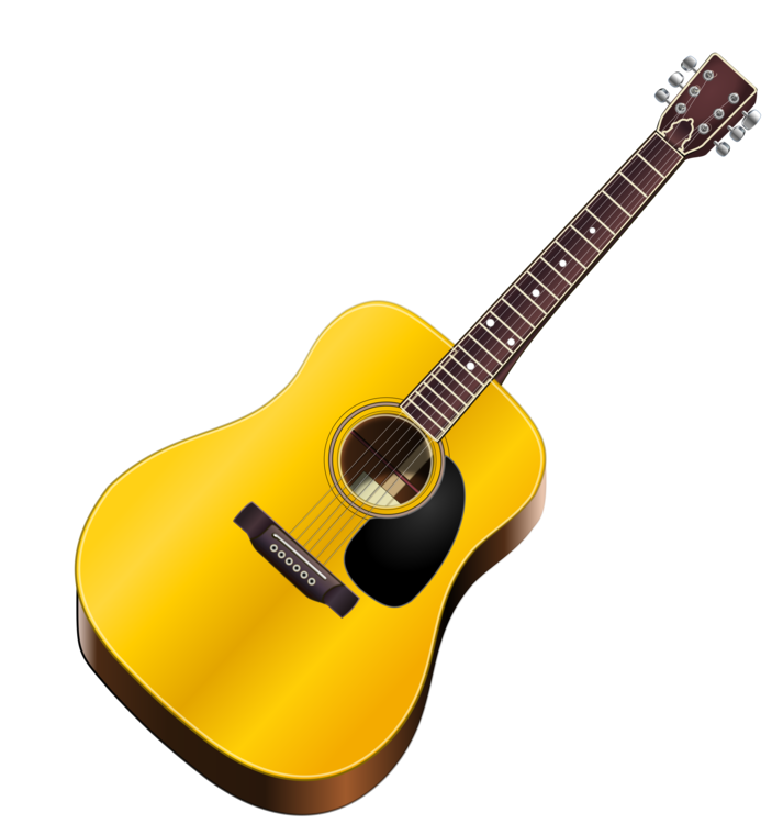 clipart black and white Electric bass free commercial. Acoustic clipart guitar man