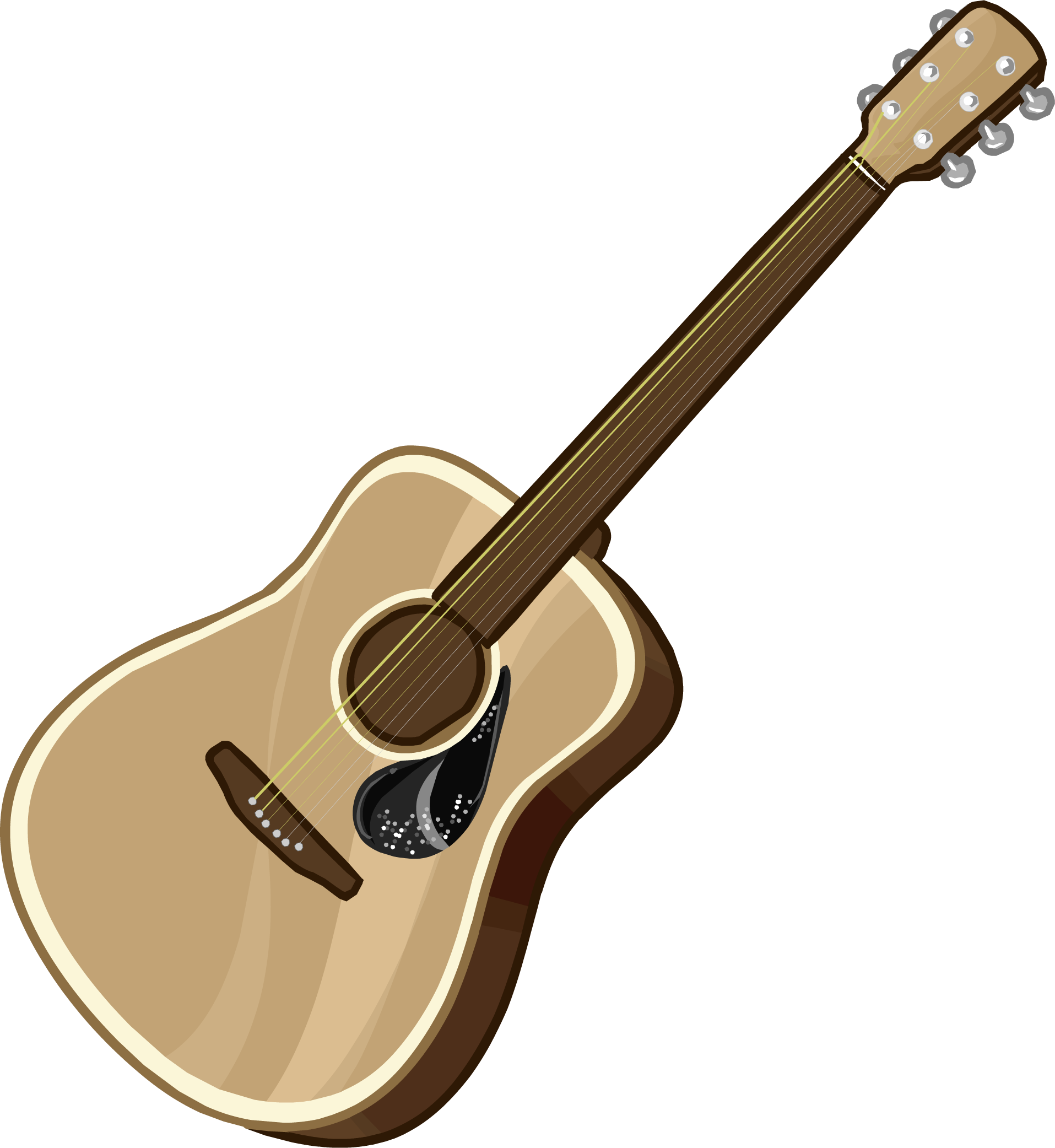 vector transparent stock . Acoustic clipart guitar spain