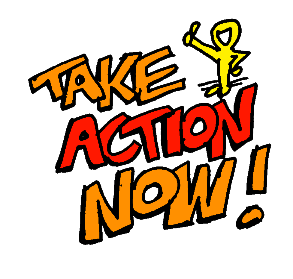 png royalty free Action clipart action taken. Just take massive in