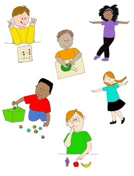 banner free download Kids in clip art. Action clipart cute
