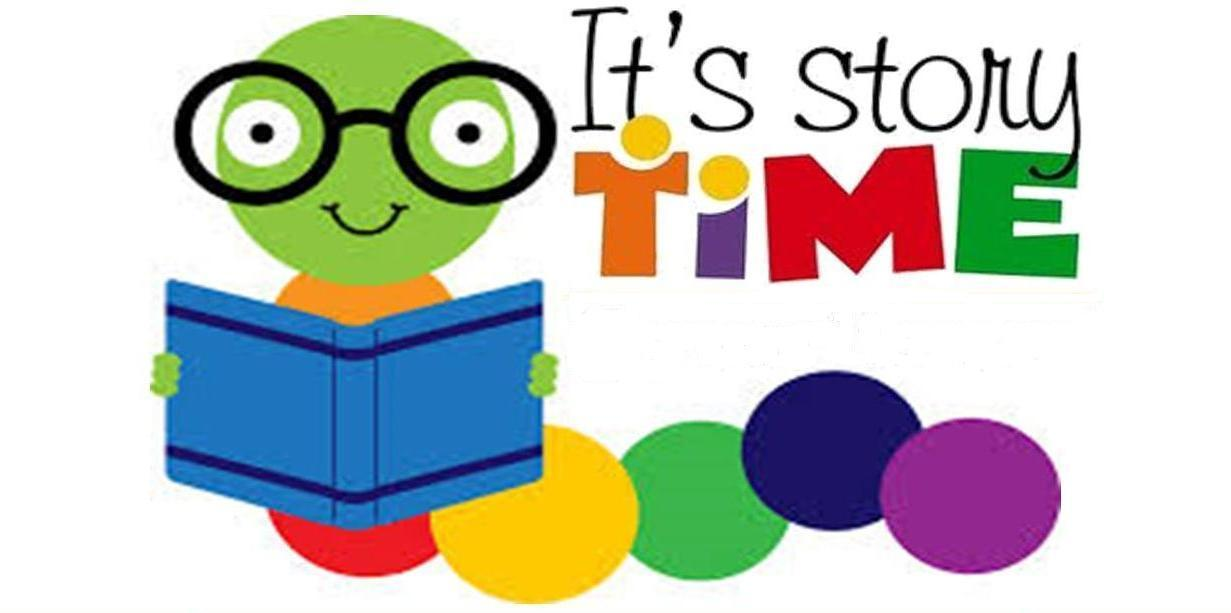 graphic library stock Action clipart library time. Free story hour cliparts
