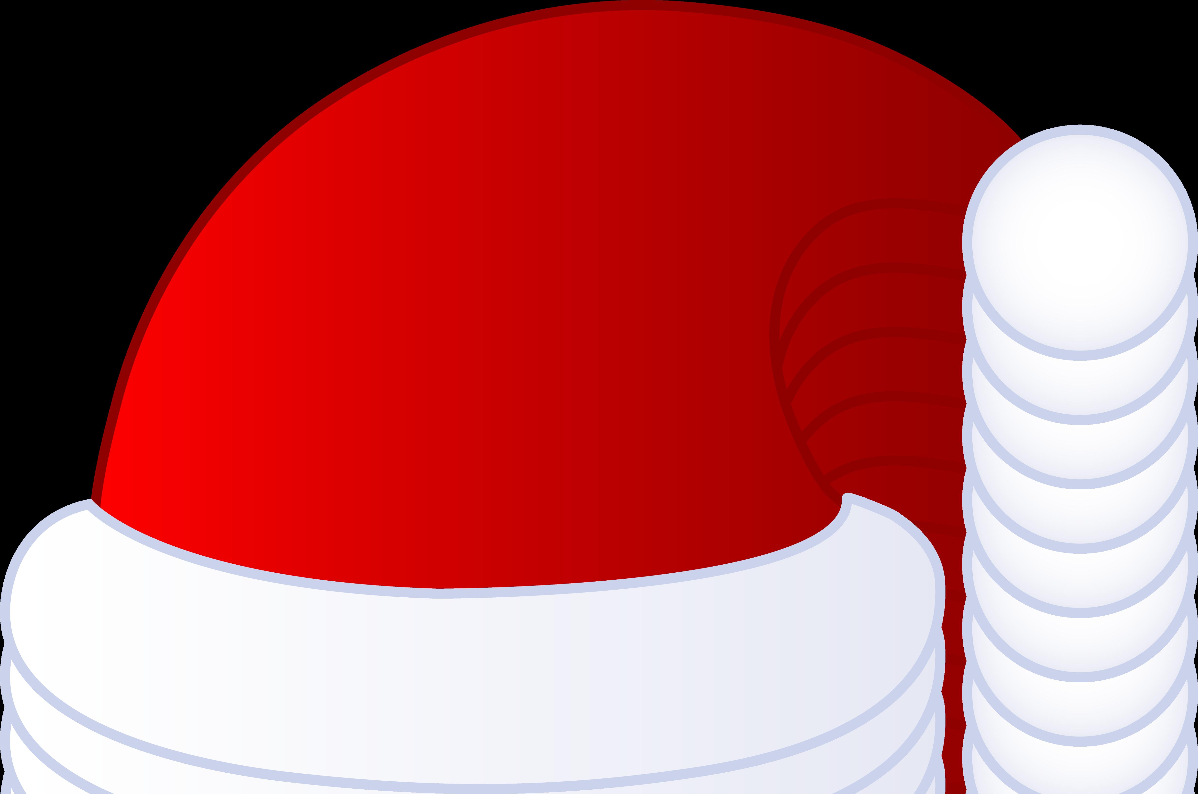 vector stock Claus clipart clip art. Free santa hat pics.