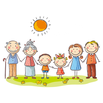 clip library stock Aunt clipart family. Members png images vectors.