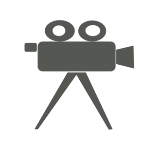 vector library download Camera png panda free. Action clipart video