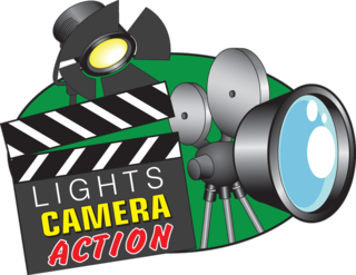 banner black and white library Action clipart video equipment. How to ace a