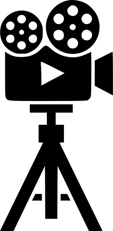jpg download Action clipart video equipment. Camera cinema consume entertainment