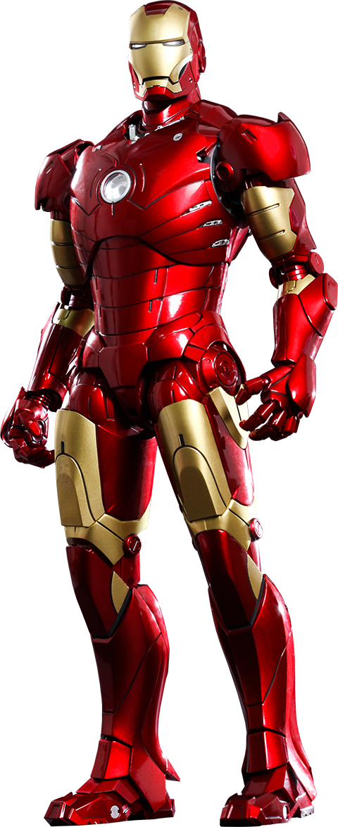 clip royalty free stock Gauntlet drawing iron man. Hot toys mark iii