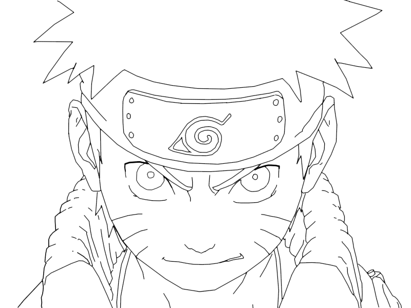 clipart royalty free stock Naruto Uzumaki Drawing at GetDrawings