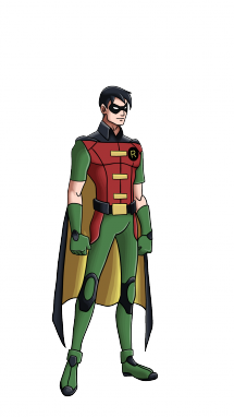 free How to Draw Robin from Batman
