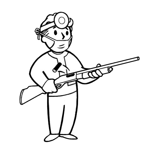 clipart royalty free Shotgun line at getdrawings. Apron drawing surgical