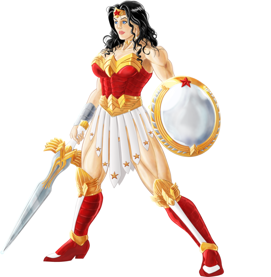 png freeuse Wonder woman by danelsan. Amazon drawing warrior