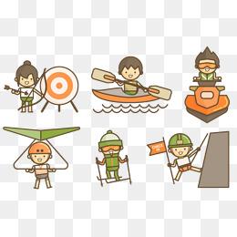 png stock Activities clipart adventurous activity. Fun pics images