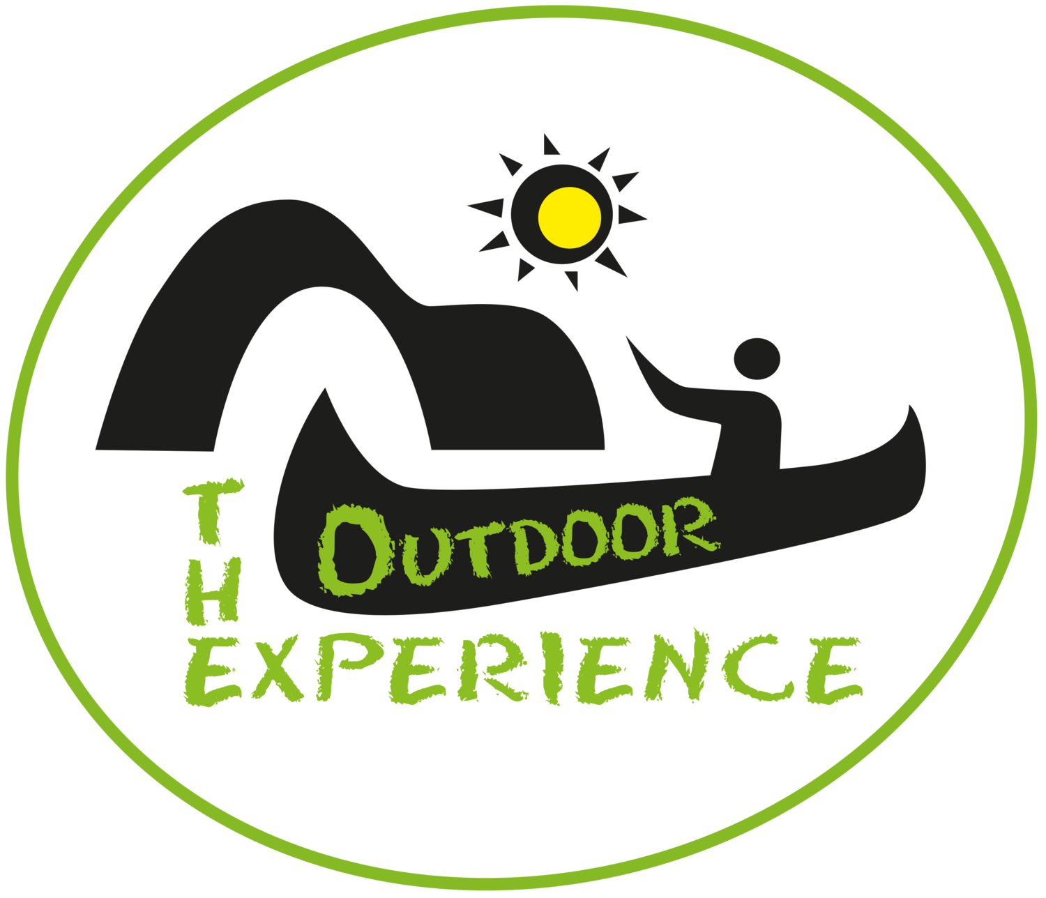 svg free library Activities clipart adventurous activity. The outdoor experience ardeche