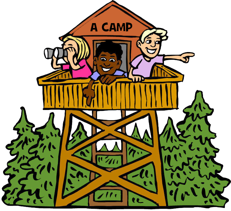 transparent stock Activities clipart camping supply. School camp free on