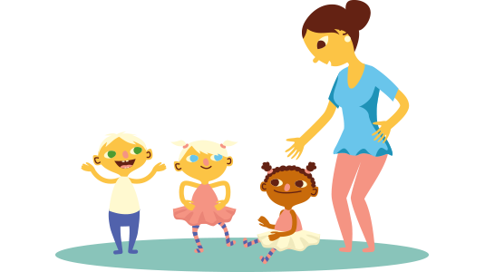 free With children city of. Activities clipart everyday activity