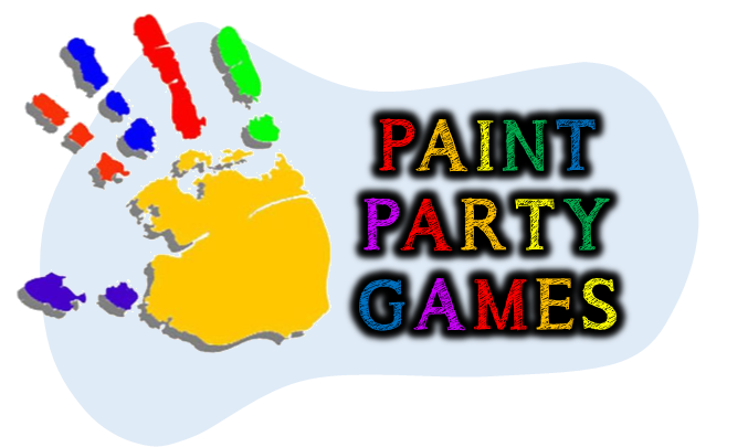 graphic library download Paint party ideas games. Activities clipart everyday activity