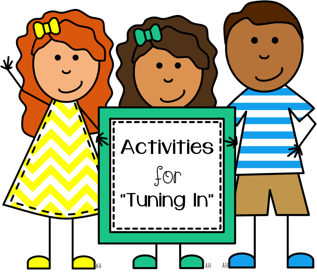 graphic transparent Five senses clipart tactile learning. Tuning in strategies for