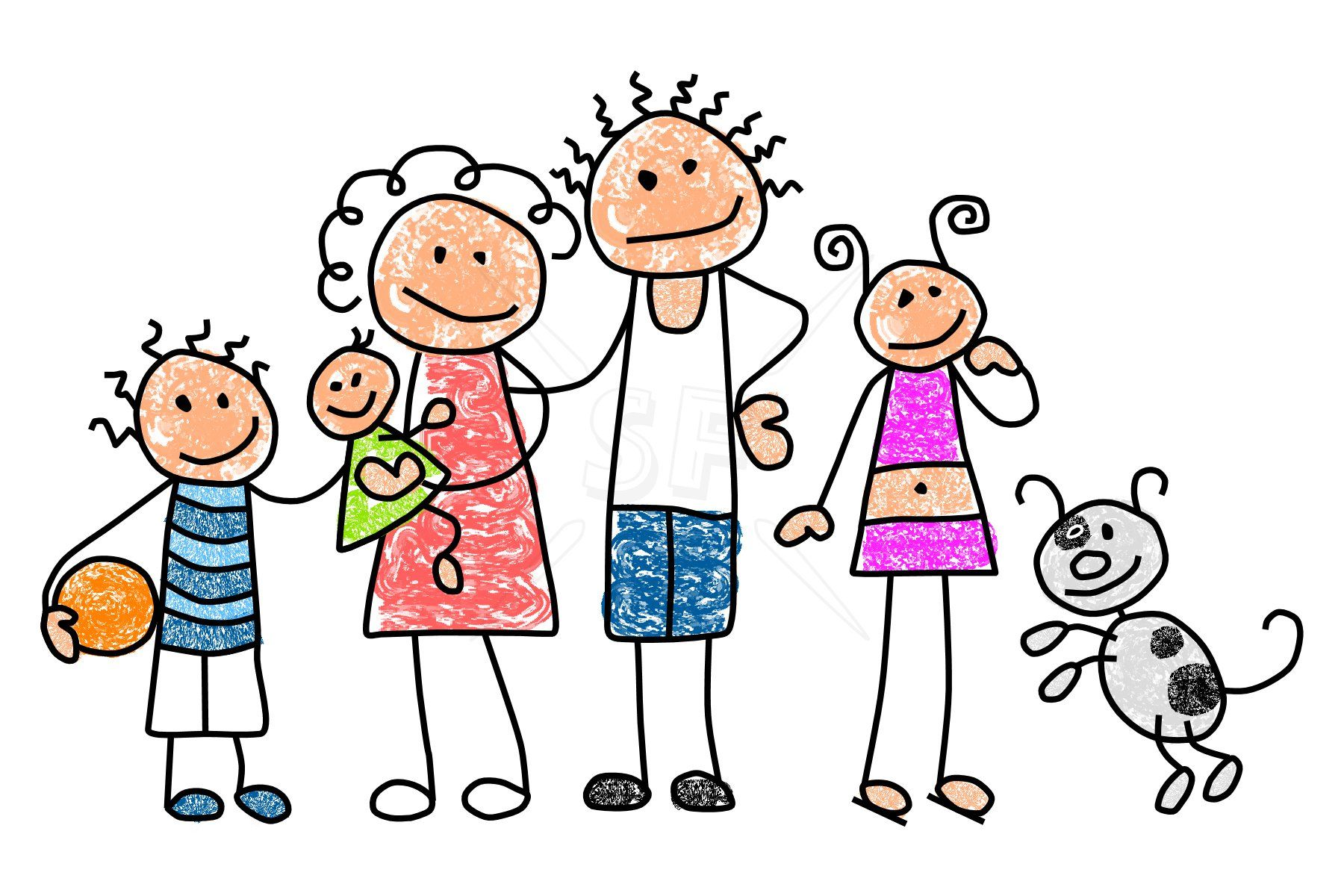 vector black and white library Activities clipart happy family. List of free and