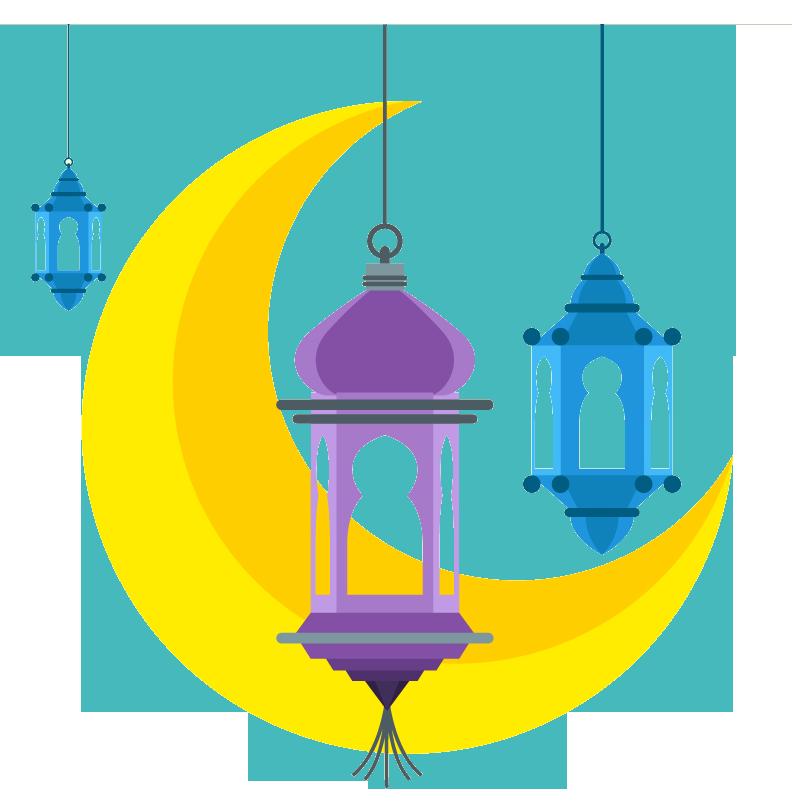 svg royalty free stock Png elegant kareem greeting. Activities clipart ramadan