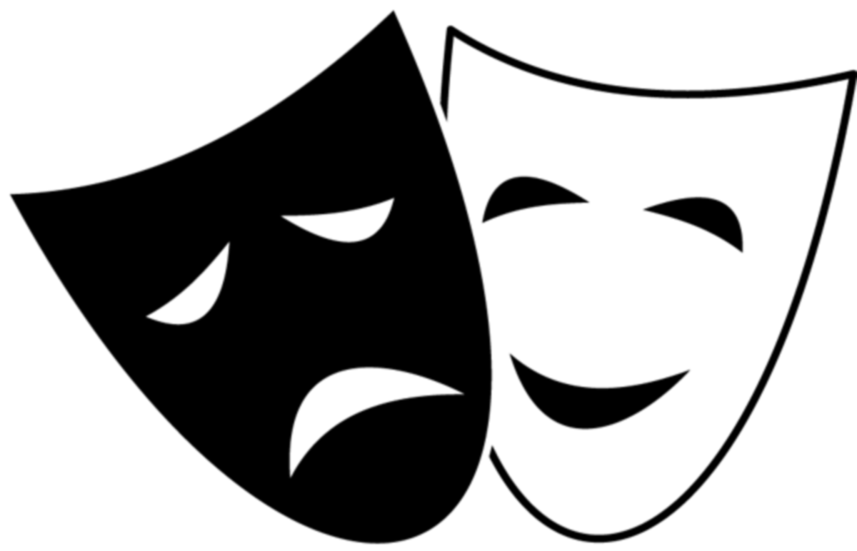 banner free stock Actor clipart. Drama club free on.
