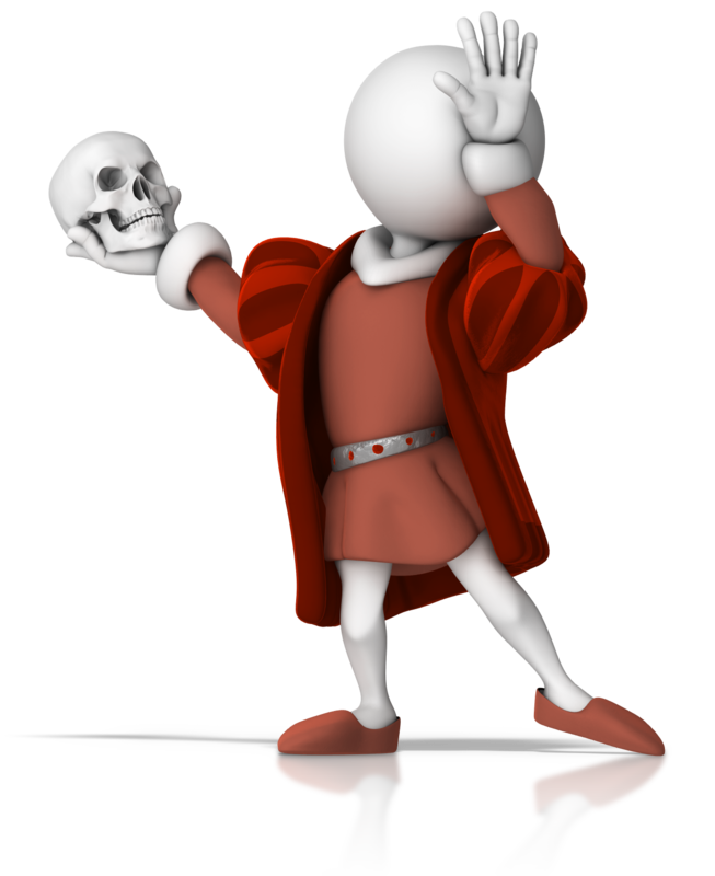 svg library library Actor clipart skull shakespeare. Free on dumielauxepices net