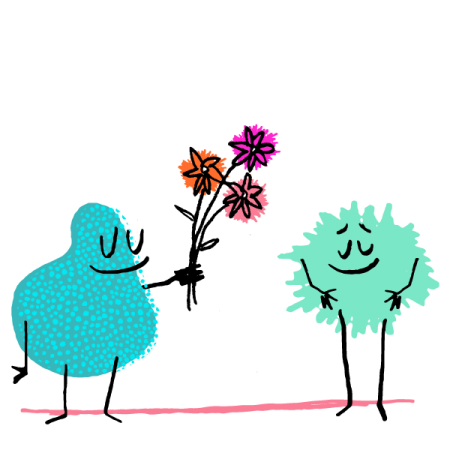 clipart library stock Acts of kindness clipart. A simple act so