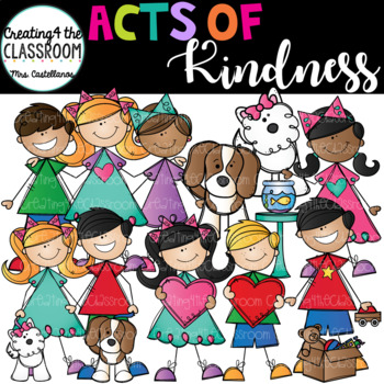 picture free Acts of kindness clipart. Clip art growing bundle