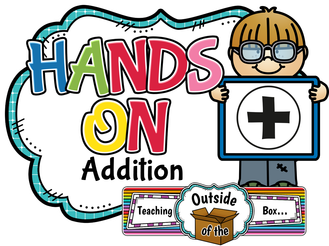 picture library download Teaching outside of the. Addition clipart kinder math