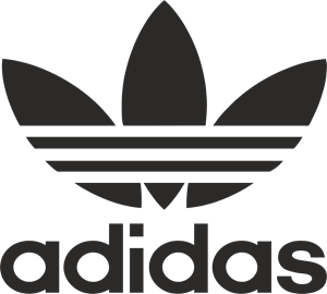 freeuse download Adidas vector silhouette. Logo pinterest and logos