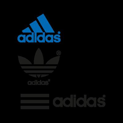 clip art transparent library Adidas vector silhouette. Logo eps png transparent