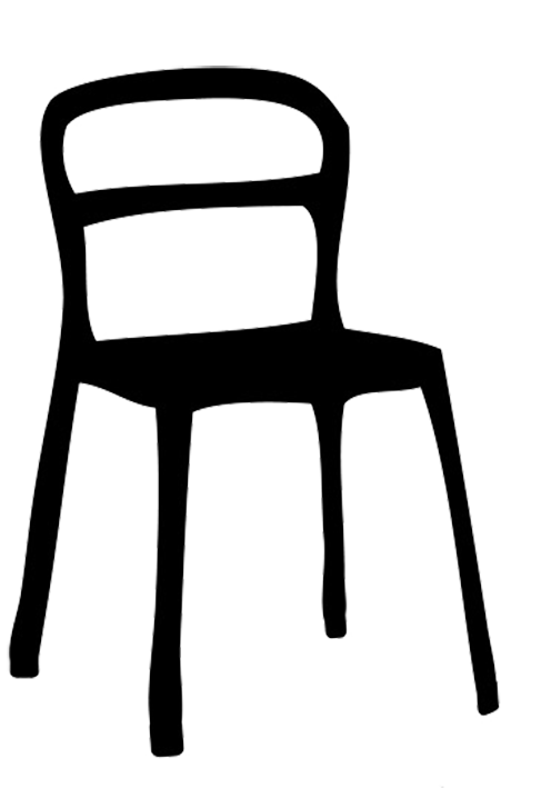 clip art library download Silhouette Chairs at GetDrawings