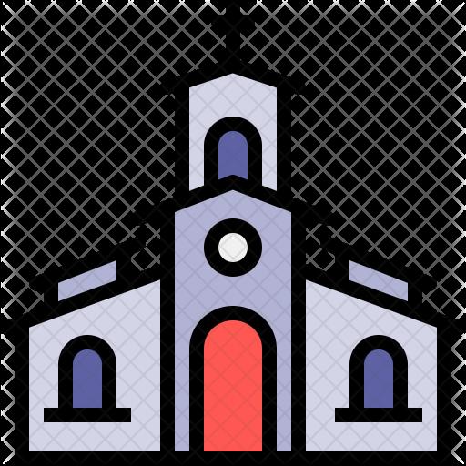 jpg transparent stock Icon culture religion festivals. Adobe clipart church mission
