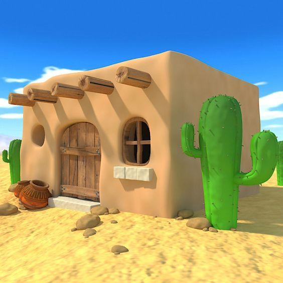 svg royalty free stock Adobe clipart desert house. Free cliparts download clip
