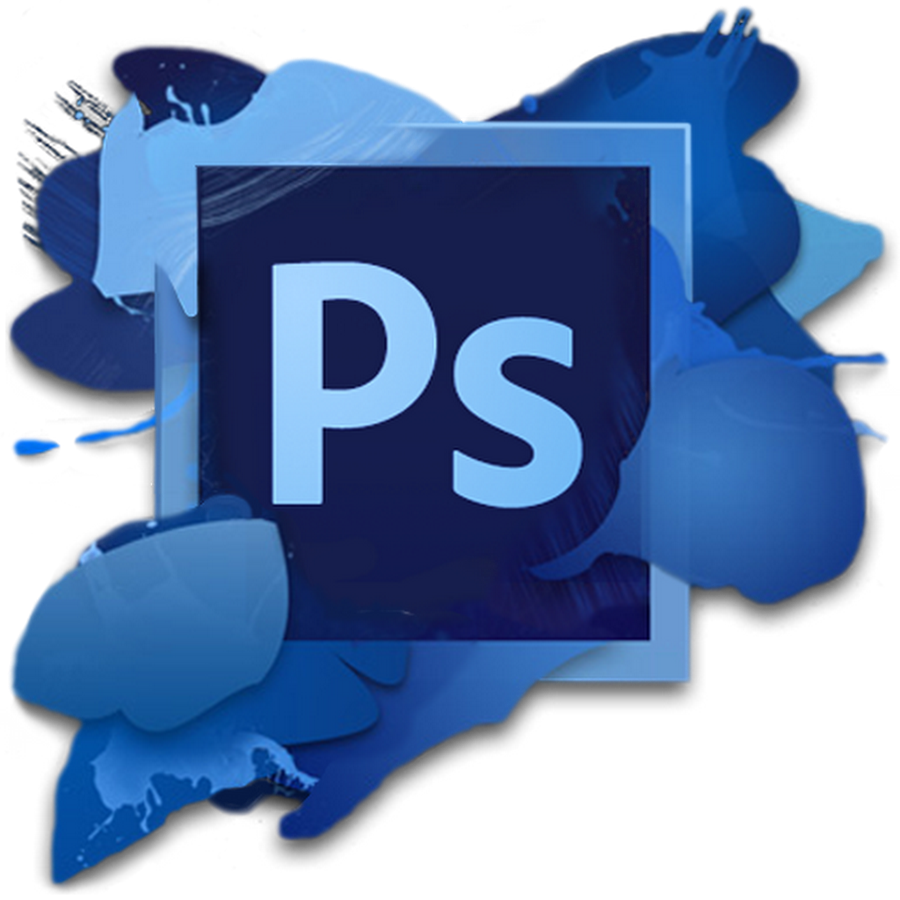 image free Adobe clipart design. Photoshop logo premiere free