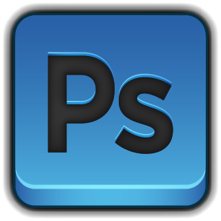 graphic transparent Adobe clipart icon. Rounded square photoshop png