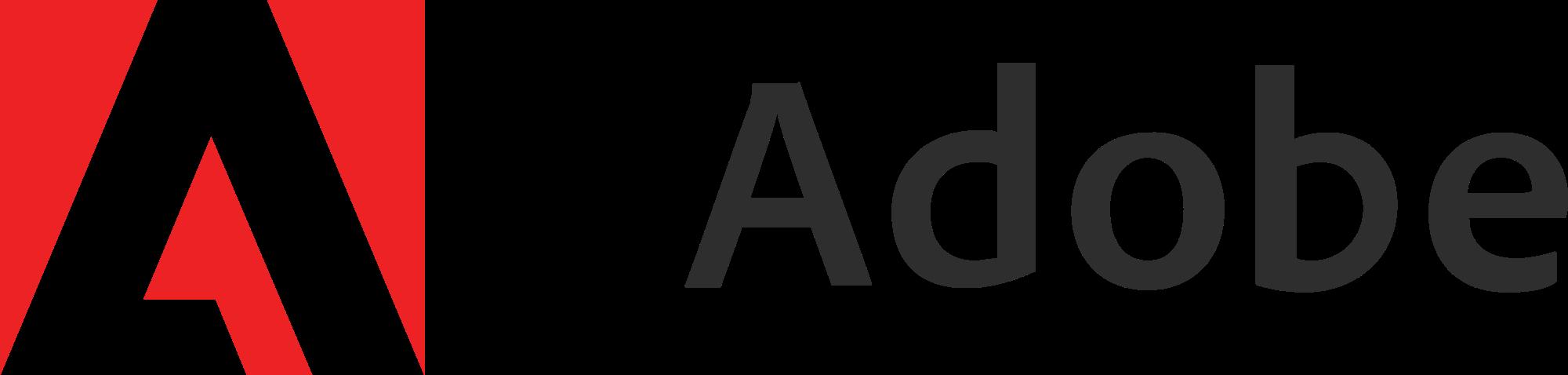 clipart royalty free download adobe svg logo #109437425