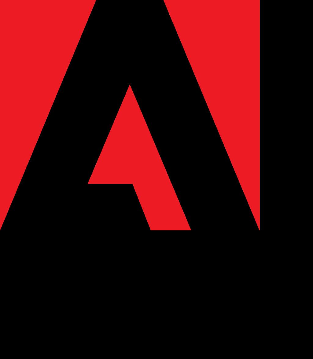 clipart stock Adobe Logos