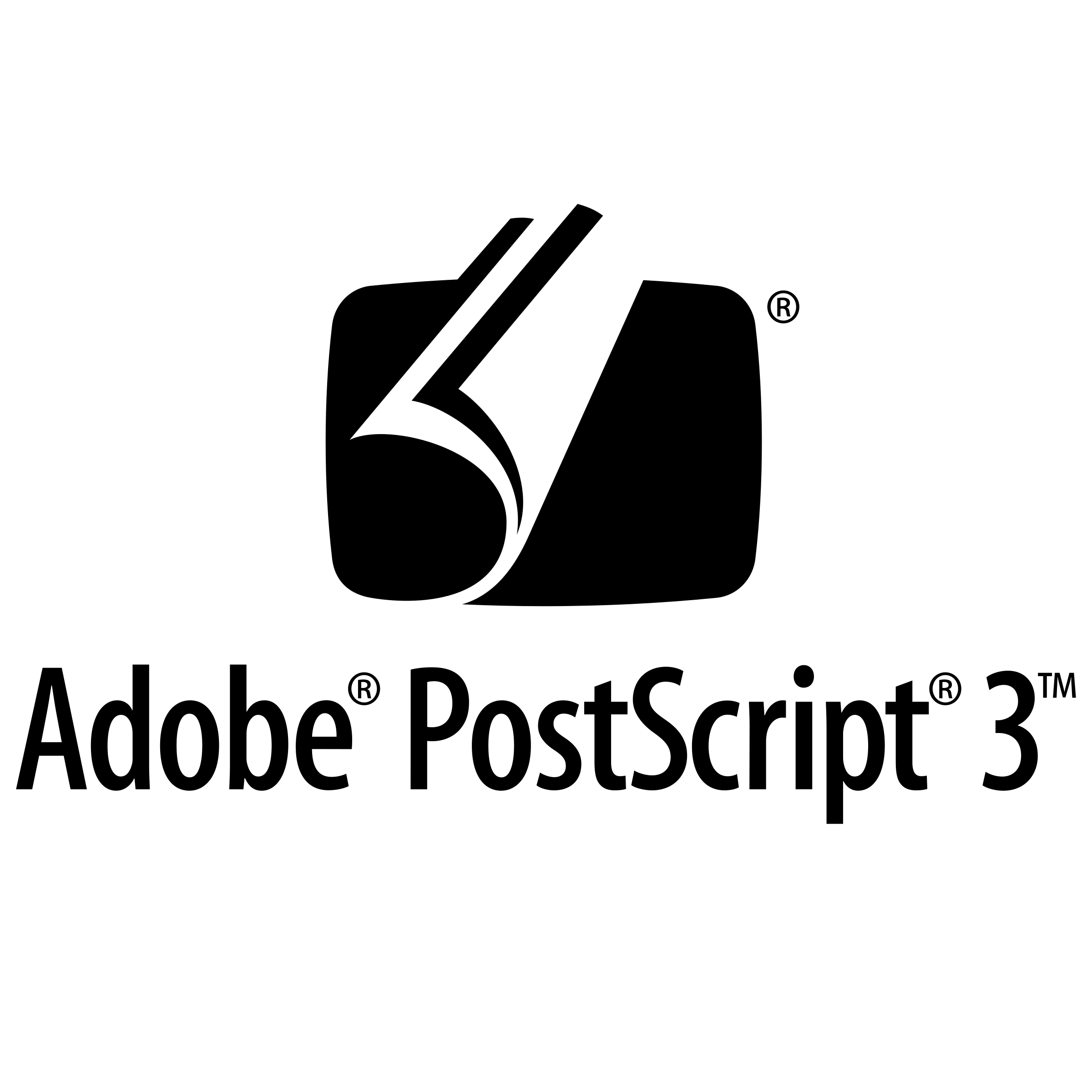 picture library download Adobe svg vector. Postscript logo png transparent