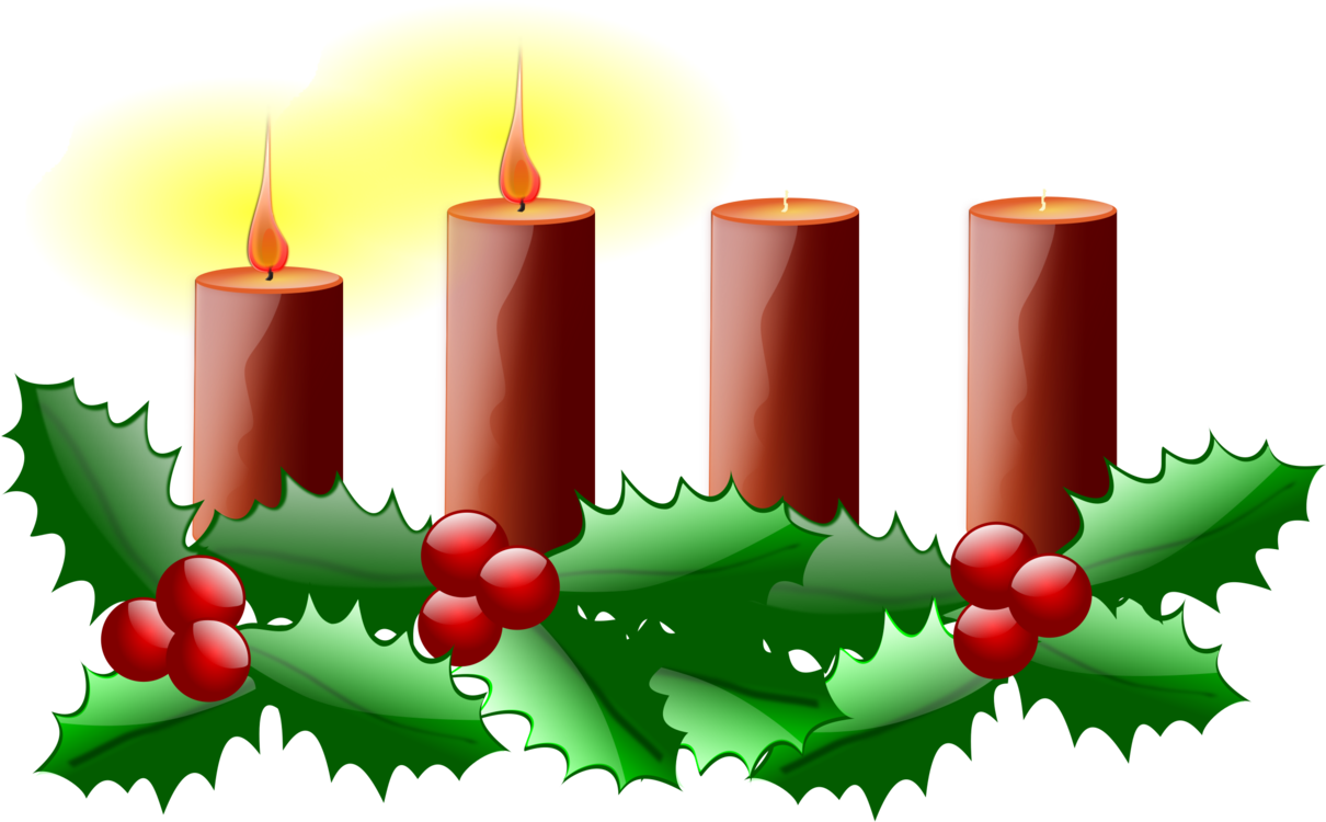 jpg royalty free Christian Clip Art Gaudete Sunday Advent Sunday Advent wreath
