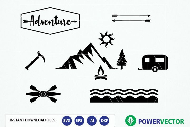 clipart free Adventure clipart. Pin on svg cut