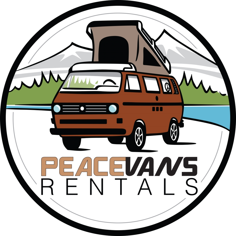 banner free stock Vw van rental rent. Adventure clipart camper