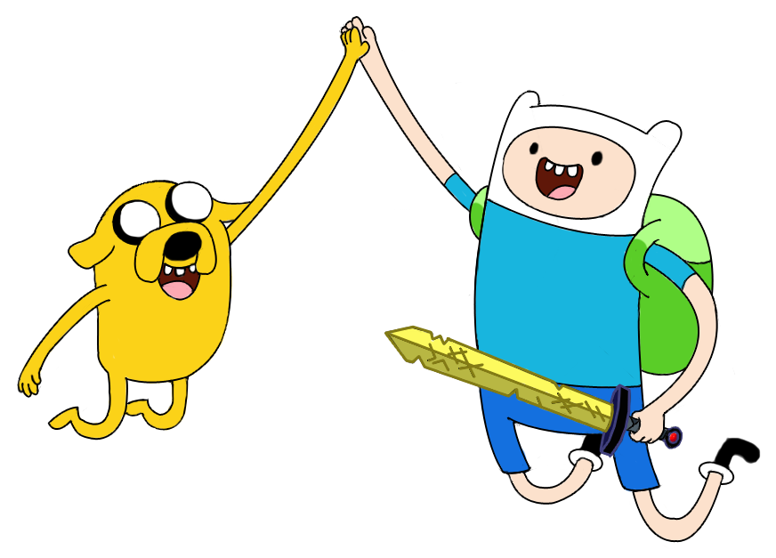 clip free Adventure clipart finn and jake. By mlpochea on deviantart