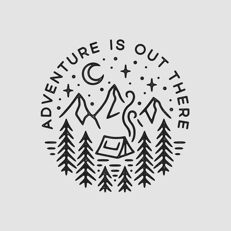 clip art black and white stock  cool things to. Adventure drawing