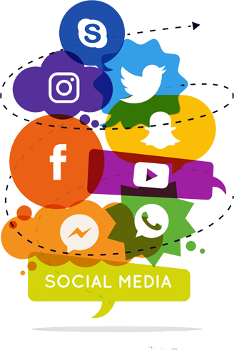 image royalty free Social media yapapp the. Advertising clipart brand awareness.